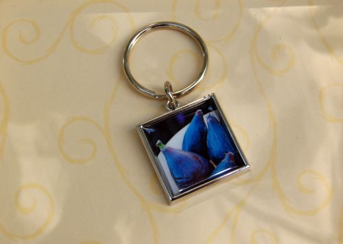 Fig Keychain