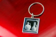 Jars of Clay Keychain